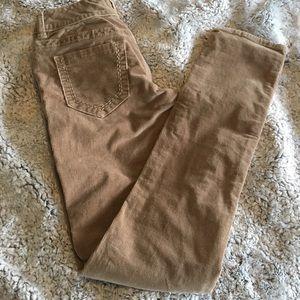 Maurice's corduroy skinny pant